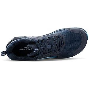 ALTRA Men's AL0A4VQI TIMP 3 Trail Running Shoe, Dark Blue - 10.5 M US