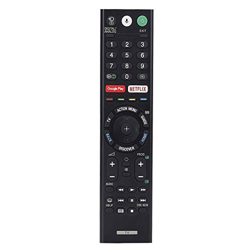 Universal Voice Remote Control for Sony Bravia Smart TV-Compatible All for Sony 4K OEM LED Smart TV Voice Remote