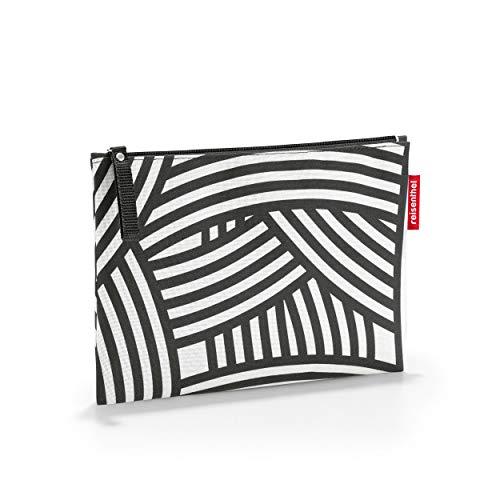 reisenthel case 1, Ordnungshelfer, Kosmetiktasche, Schminktasche, Kosmetikbeutel, Kosmetik Tasche, Polyestergewebe, Zebra, LR1032