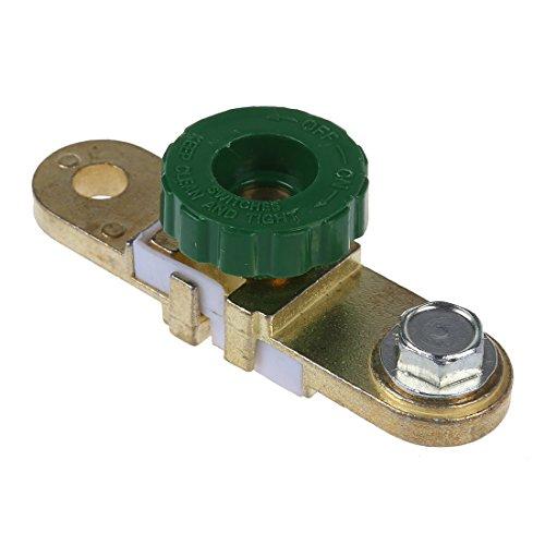 Interruptor de la bateria - SODIAL(R)Interruptor de la bateria enlace conmutador...
