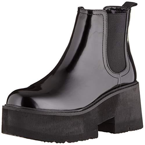 Buffalo Damen FITA Stiefeletten, Schwarz (Black 001), 39 EU