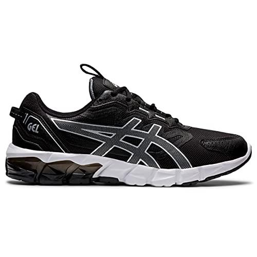 ASICS Gel-Quantum 90, Running Homme, Black Pure Silver, 47 EU