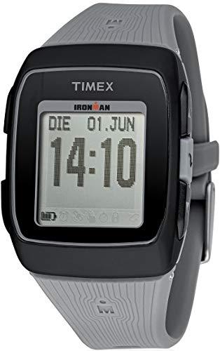 Timex Ironman Reloj cronógrafo GPS unisex TW5M11800