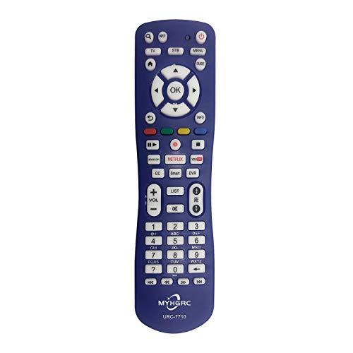 MYHGRC Neue Universalfernbedienung für Kompatibel mit Mehrmarken Fernbedienung Universal Fernseher Samsung Sony LG Sharp Toshiba Hitachi Philips PANASONIC TCL Sky Hisense JVC RCA