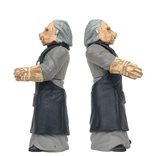 Star Wars Freeze Frame Ugnaughts Action Figures