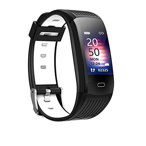 Reloj de pulsera de fitness para niños, niñas, adolescentes, rastreador de actividad, podómetro, monitor de sueño de calorías, reloj despertador vibrante, reloj despertador impermeable IP67