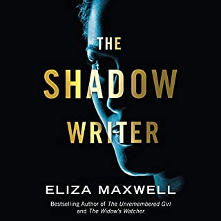 The Shadow Writer audiobook cover art