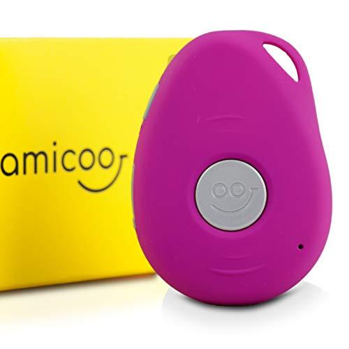 Aicoo XPLORE. Mobiele telefoon voor kinderen en GPS-tracker voor kinderen.