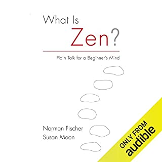 What Is Zen? audiobook cover art