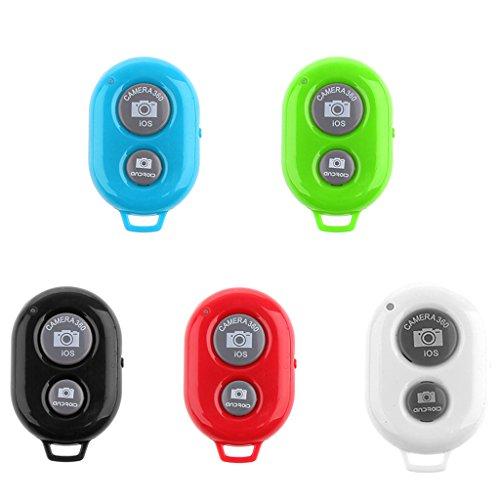MagiDeal-Mando-a-Distancia-Bluetooth-Boton-de-Obturador-Remoto-para-Camara-de-Telefono-Selfie-Stick-Monopod-Negro