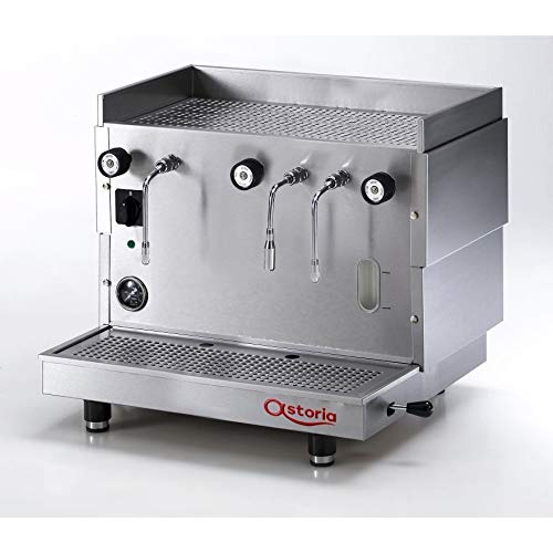 New Astoria AL/2 Double Milk Steamer Hot Water Steam Machine 110V, 2600W