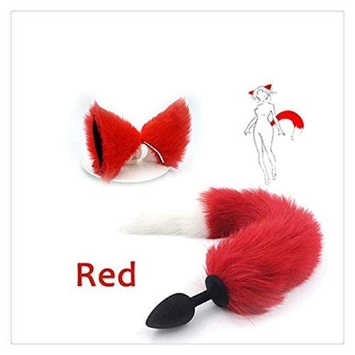 Childs Animal Top and Tail Fox disfraz