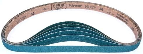 1 X 30 Inch 購入 Sanding Belts Zirconia Pack 36 Cloth Sander 当店は最高な サービスを提供します