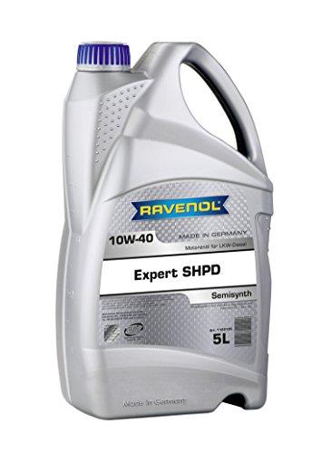 5 Liter RAVENOL Expert SHPD 10W-40 Motoröl Made Germany