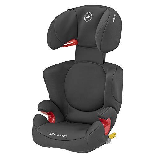 Bébé Confort Rodi XP FIX Seggiolino Auto 15-36 kg, Isofix, Gruppo 2/3 per Bambini dai 3.5 ai 12 Anni, Leggero e Facile da Installare, Basic Black