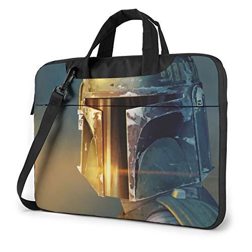 Boba Fett Laptop Bag Tablet Briefcase Portable Protective Case Cover 13 inch