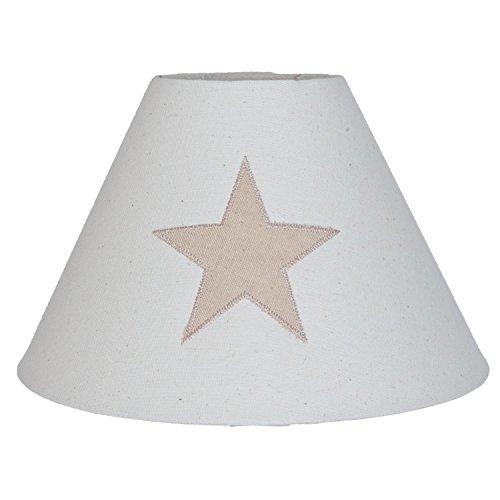 Clayre & Eef 6LAK0350 lampenkap Ø 25 * 16 cm