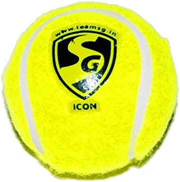 Heavy Cricket Tennis Balls Sg Popular popular of Icon Ranking TOP2 Pack 6