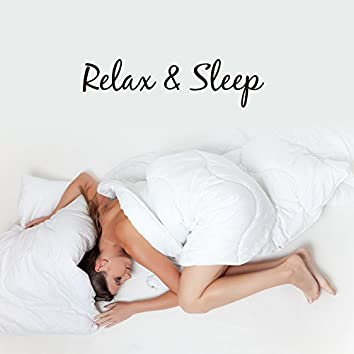 Relax & Sleep – Peaceful Music to Bed, Restful Sleep, Relaxing Waves, Nature Sounds, Deep Dreams, Bedtime