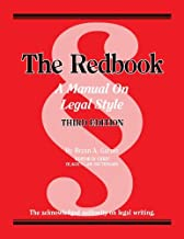 The Redbook: A Manual on Legal Style (Coursebook)