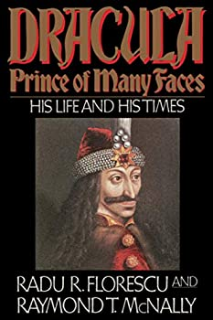 Paperback Dracula, Prince of Many Faces Book