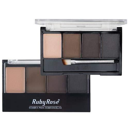 Sombra de Sobrancelha Ruby Rose HB-9354