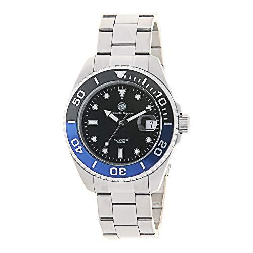 Constantin Durmont Unisex Erwachsene Analog Automatik Uhr mit Edelstahl Armband Seabreaker Automatic 130439