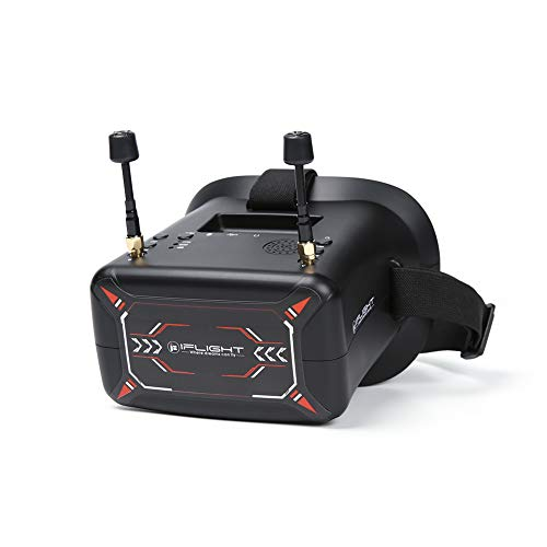 iFlight FPV Goggles with DVR Function 5.8G 40CH 4.3inch 800x 480 Diversity Video Headset