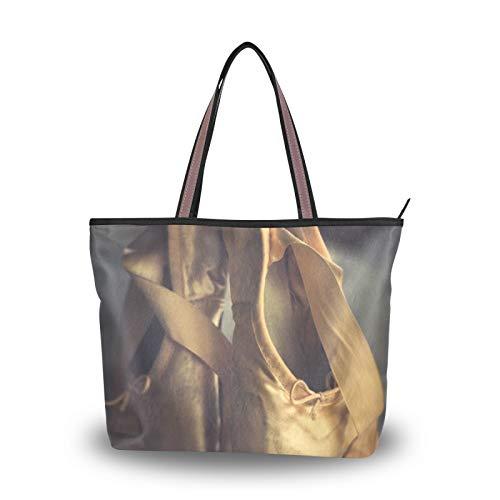 NaiiaN Umhängetaschen Handtaschen Einkaufstasche für Frauen Mädchen Damen Student Leichter Riemen Geldbörse Shopping Ballets Hoes