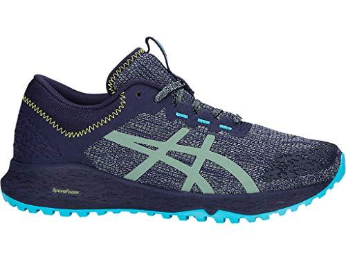ASICS Womens Alpine XT Running Shoe, Slate Grey/Slate Grey, Size 8.5
