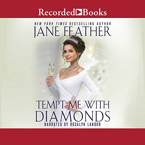 Tempt Me with Diamonds audiobook cover art