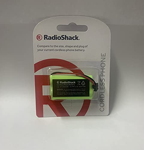 RadioShack/Enercell Rechargeable Cordless Phone Battery - Catalog No. 2302348