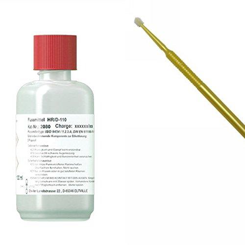 Flussmittel HR/D-110 100 ml (No-clean Elektronik-Flussmittel mit 5,8%...