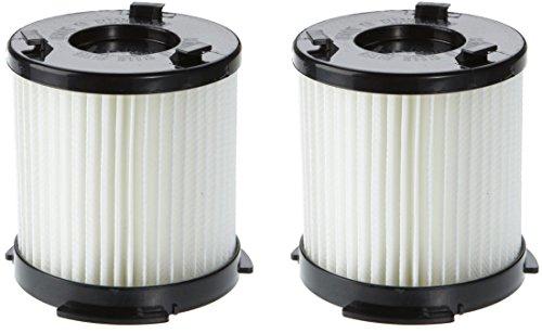 AEG AEF20.1 Filterset für Viva Spin (2 Zentralfilter, 4 Abluftfilter, saubere Luft, verbesserte Saugleistung, regelmäßiger Filtertausch, passgenau, schwarz)