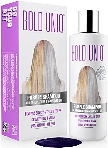Bold Uniq Silbershampoo Bild