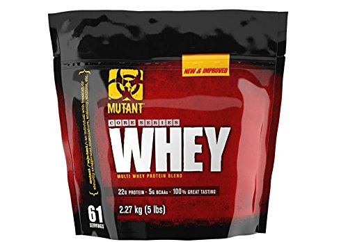 Mutant Whey Protein 2.27KG Cookies & Cream