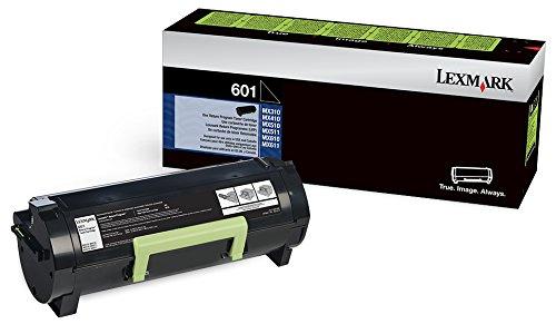 Lexmark 60F1000 Return Program Toner,Black