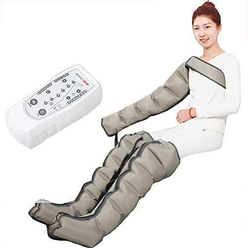 SLIMMING Inalámbrica 5 Modos Masajeador de compresión de piernas, Brazo, Cintura, 6 cámara de Aire presoterapia para circulación Ayuda a la rehabilitación de la Sangre,Options 3