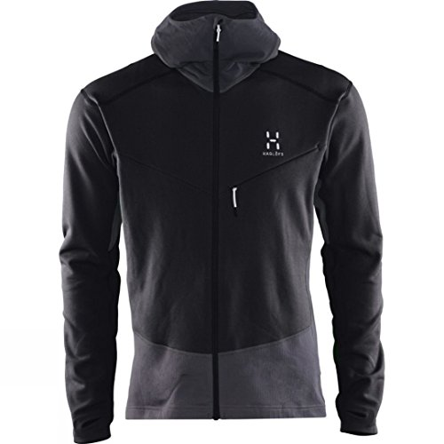 Haglöfs heren Touring Hoodie Fleece jas Fleece Pullover