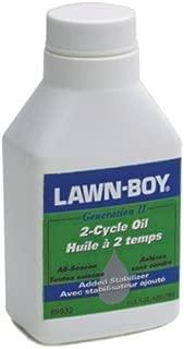 lawn boy engine oil