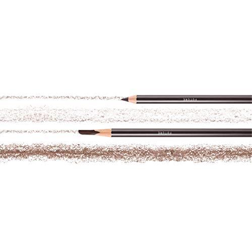 ChallengE Crayon de maquillage crayon cosmétique,Ombre à paupières bicolore,Perfect Double Couleur Shimmer