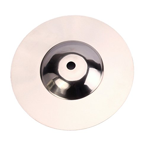 Fenteer Small 5.6inch Hand Cymbal Gong Percussion Instrument for Children Kids Musical Toy