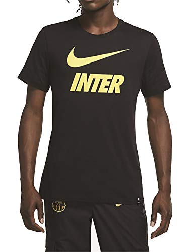 Nike Inter M Nk Tee Tr Ground, T-shirt Uomo, Black, M