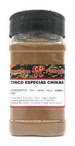 CINCO ESPECIAS CHINAS 130 G - ESPECIAS PEDROZA