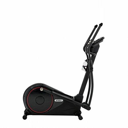 Spirit Cross Trainer DRE 60 – Ellipsentrainer mit Hand-Puls-Sensoren, Ergometer, Cardio Fitness - 4