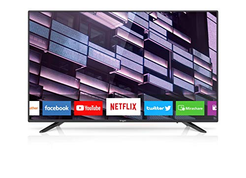 Engel LE4080SM - Smart TV de 40', Color Negro