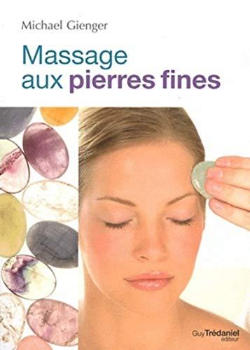 Massage aux pierres fines