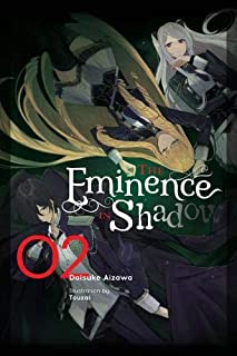 The Eminence in Shadow, Vol. 2 (light novel)