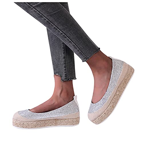 Sandali Donna estive comode offerte Ciabatte Donna estive Eleganti con Tacco Shoes for Women Summer Heel Ballerine Donna estive Eleganti Zeppa 35 Pantofole estive Donna comode