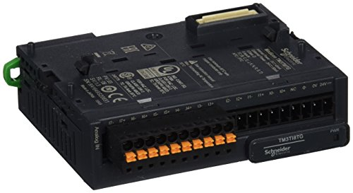 Schneider TM3TI8TG Modul TM3, 8 Eingänge, Temperatur, Federzugklemme